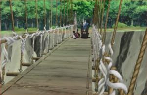 BORUTO38話、ボルト、サラダ橋の袂まで転がる!