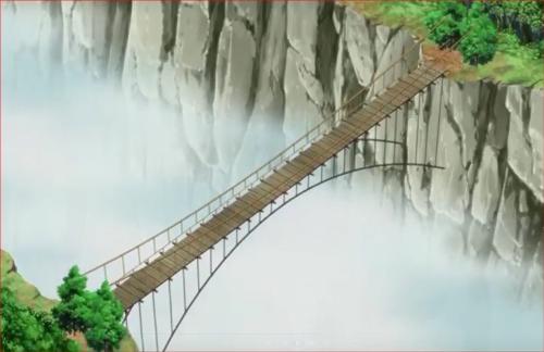 BORUTO38話、橋の向こうにナルトがいる!