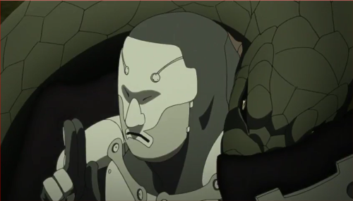BORUTO39話、忍法・鎧食いの印を結ぶログ