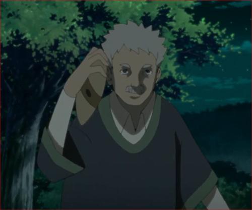 アニメBORUTO40話、仮面の下の顔は…
