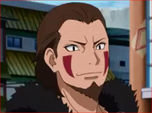BORUTO登場人物、犬塚キバ