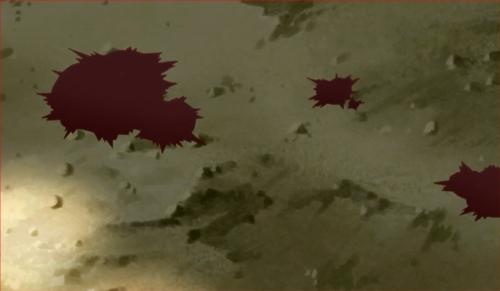 BORUTO41話、出血多量の伎璃