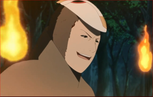 アニメBORUTO第46話、オコ、まとめて消し炭にしてやる!