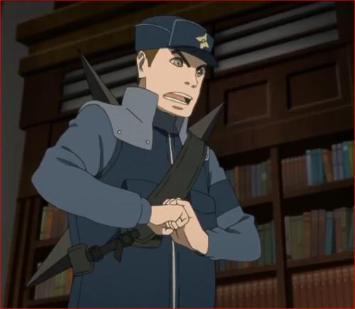 アニメBORUTO第46話、コウタロウ、良く知らせてくれたね。