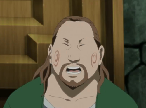 アニメBORUTO第46話、チョウジ、相手は忍者じゃないんだからね