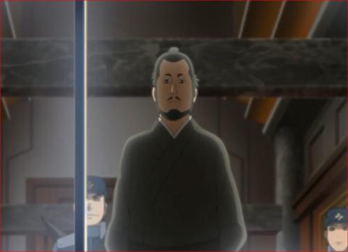 アニメBORUTO第46話、デンキの父とコウタロウ