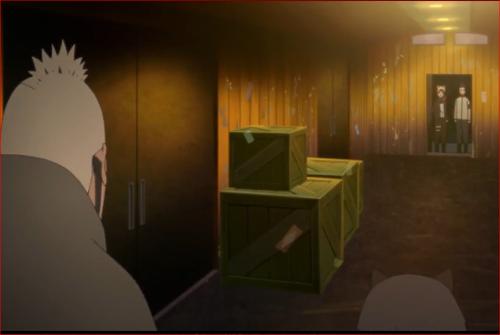 アニメBORUTO第46話、ボルト、そうはいくかよ!