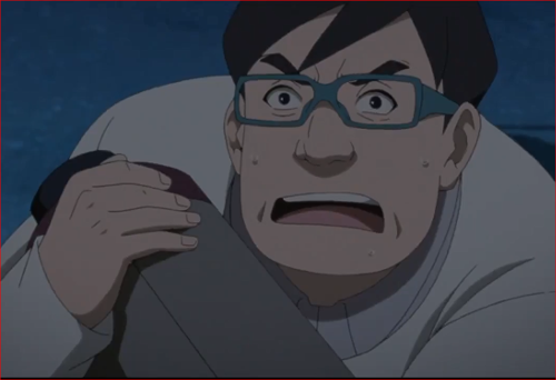 アニメBORUTO第46話、白夜団、オレたちの本当の狙いは忍術データだ!