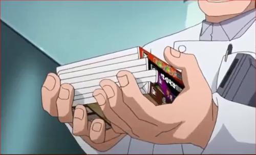 アニメBORUTO44話、科学忍具研究所、カタスケ、どうぞ好きなものを…