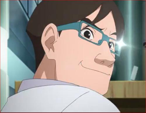 アニメBORUTO44話、科学忍具研究所、カタスケ、ワタシは徹夜でクリアしましたけどね。