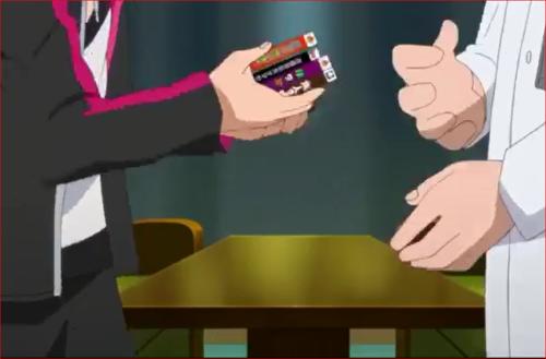 アニメBORUTO44話、科学忍具研究所、ボルト、新発売の限定盤じゃん!