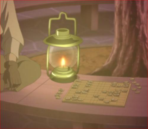 アニメBORUTO45話、シカダイ、そのランプ盗品リストにあったぜ
