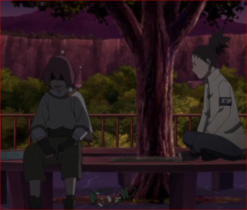 アニメBORUTO45話、リョウギ、こんなてに引っかかるとは…