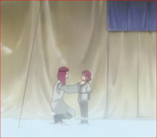 アニメBORUTO45話、リョウギ、ボクも父さんみたいになれるかな?