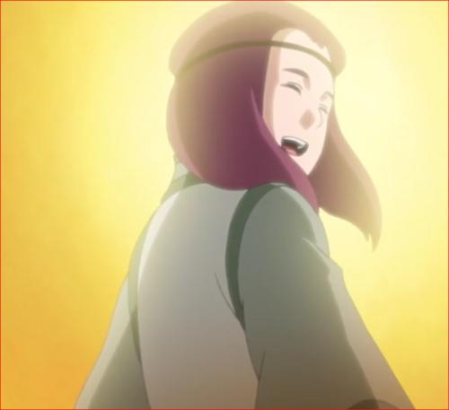 アニメBORUTO45話、リョウギの母の言葉…