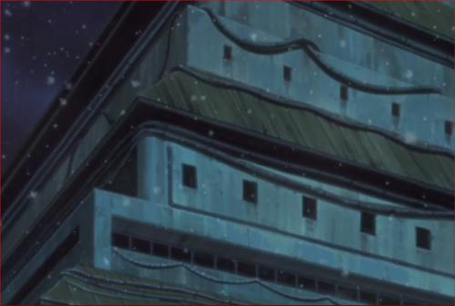 アニメBORUTO45話、白夜団のアジト