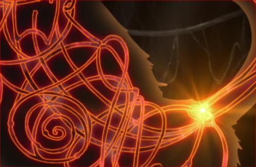 アニメBORUTO、淨眼モードで異世界の生物の経絡と点穴を見抜くボルト