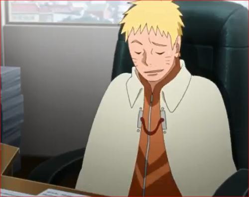アニメBORUTO48話、オレも落ちこぼれだってばよ!