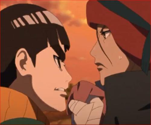 アニメBORUTO48話、忍者の証である額当てを捨てるということは…