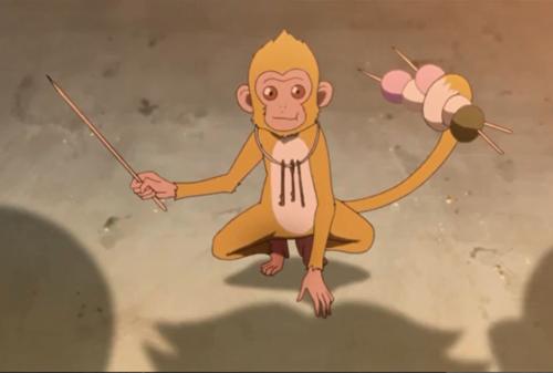 アニメBORUTO49話、ごちそうさまでした@コマ猿w