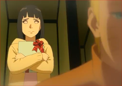 アニメBORUTO51話、ボルトの誕生日、二人とも、相手のことを思いやっているはずなのに…