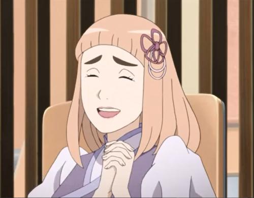 アニメBORUTO49話、任務を喜んでもらい感激するスイカ