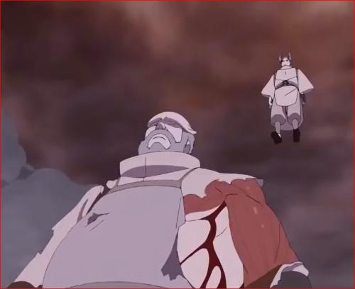 Boruto Naruto The Movie、大筒木キンシキの最後