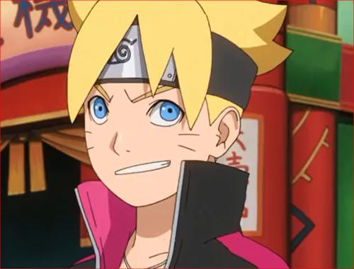 アニメBORUTO53話、サスケさんみたいな忍者になりてぇ