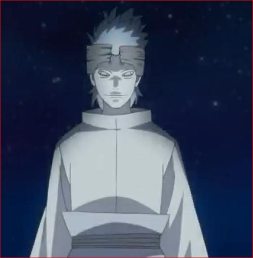 アニメBORUTO53話、月に降り立つ大筒木ウラシキ