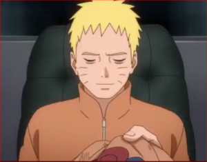 アニメBORUTO54話、そっか…