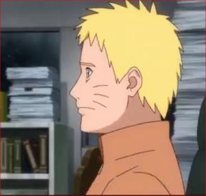 アニメBORUTO54話、アイツは、昔の俺とは違う…