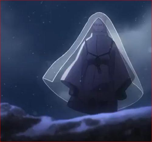 アニメBORUTO54話、キンシキ油断したな…言葉を掛けるモモシキ
