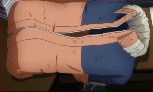 アニメBORUTO54話、ナルトが愛用していた上着