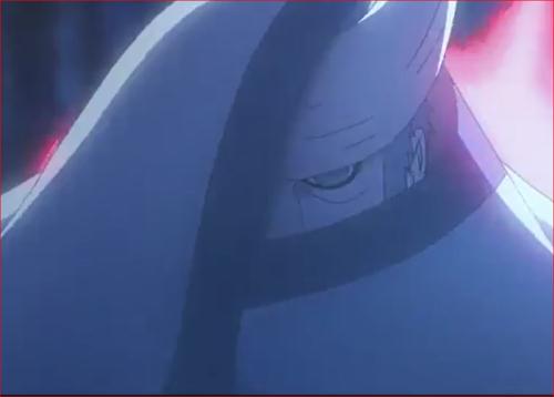 アニメBORUTO54話、名乗りを上げる大筒木キンシキ2
