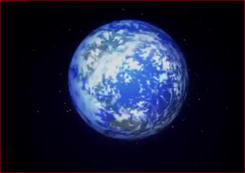 アニメBORUTO55話、あれがカグヤの担当していた区域か?