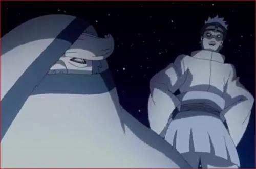 アニメBORUTO55話、人柱力のチャクラは巨大になっている