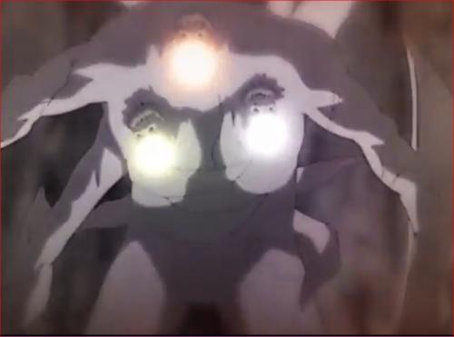 アニメNARUTO52話、白ゼツの攻撃フォーメーションは?!