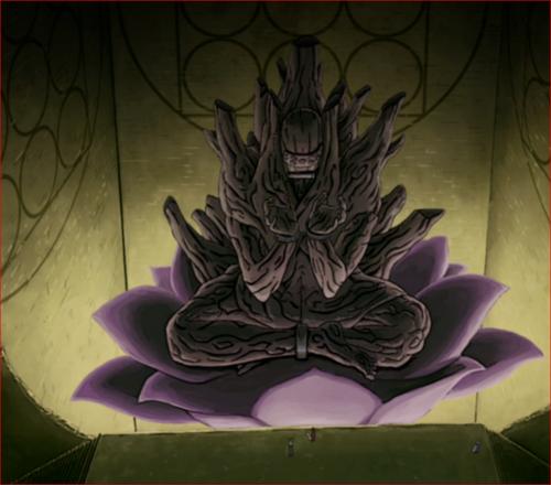 外道魔像(十尾の抜け殻)