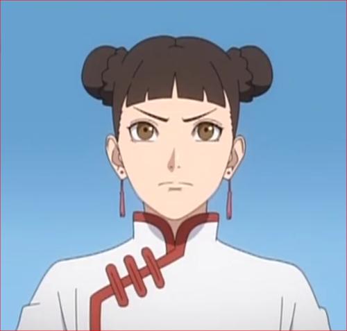 アニメBORUTO登場人物、テンテン