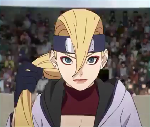 アニメBORUTO登場人物、砂隠れの里・ヨド