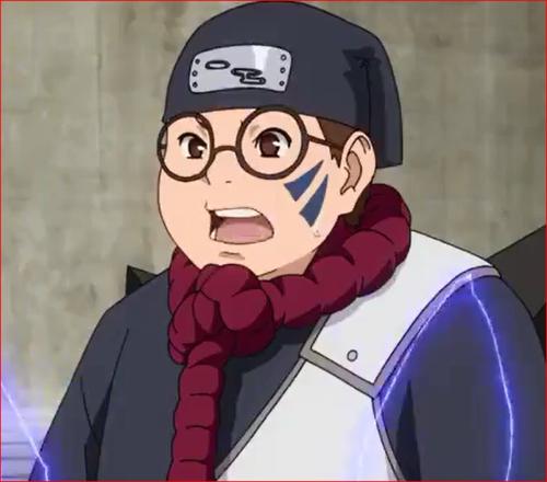 アニメBORUTO登場人物、雲隠れの里・トロイ