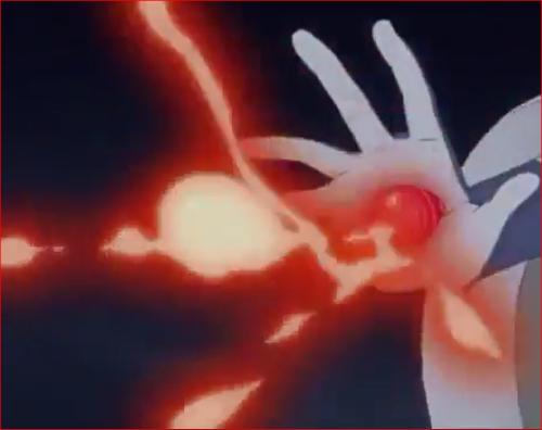 アニメBORUTO55話、チャクラを吸収するモモシキ