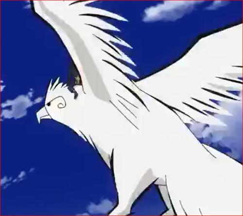 アニメBORUTO56話、サイの超獣戯画・大鳥