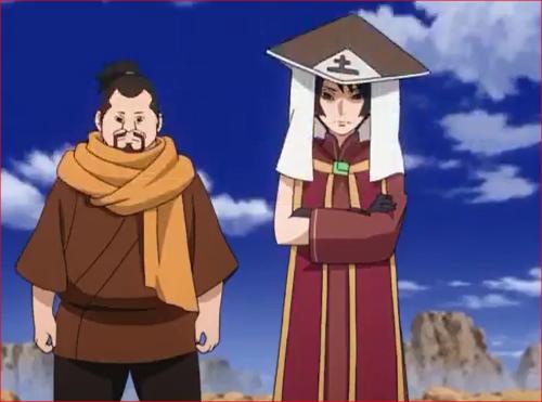 アニメBORUTO56話、土影・黒ツチ