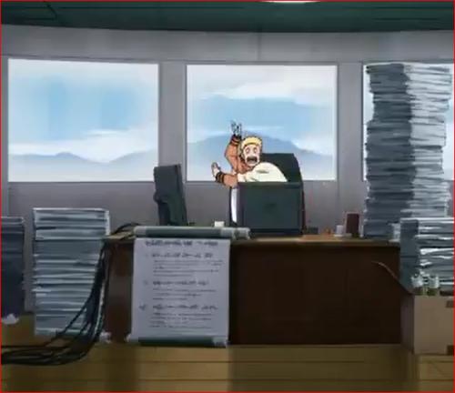 アニメBORUTO57話、どきっ!