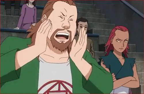 アニメBORUTO59話、いったん離れて!