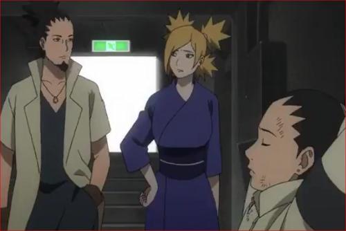 アニメBORUTO59話、そんなところまで父親に似ることないのにな!