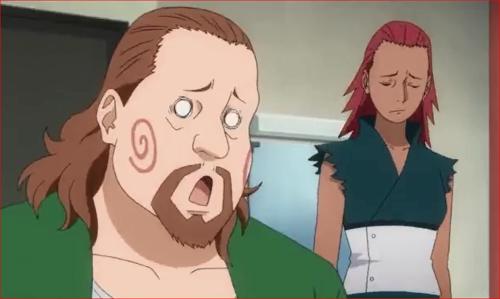 アニメBORUTO59話、パパの方がイケメンだからね!