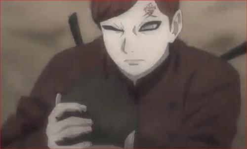 アニメBORUTO59話、背中に刺さる槍