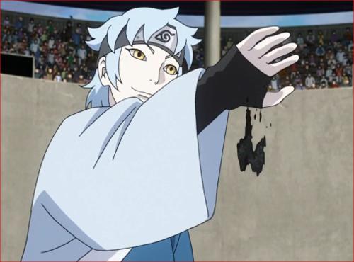 アニメBORUTO60話、どうやったら、砂鉄を操れるの?